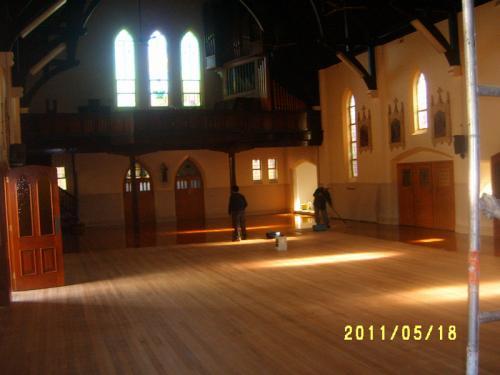 floor sanding and polishing northern beach 20